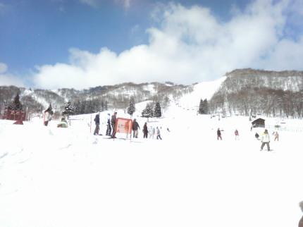 スキー2回目2