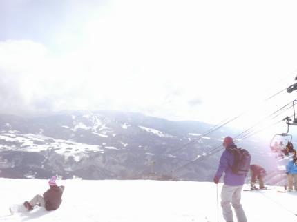 スキー2回目3